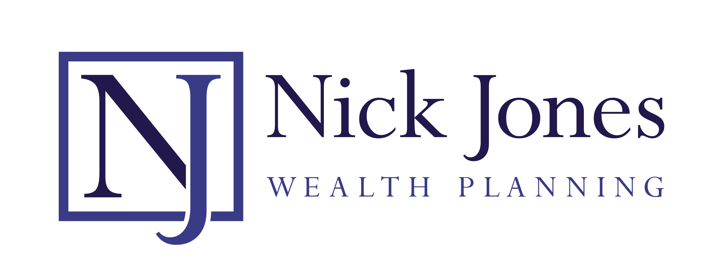 nick jones Logo Landscape