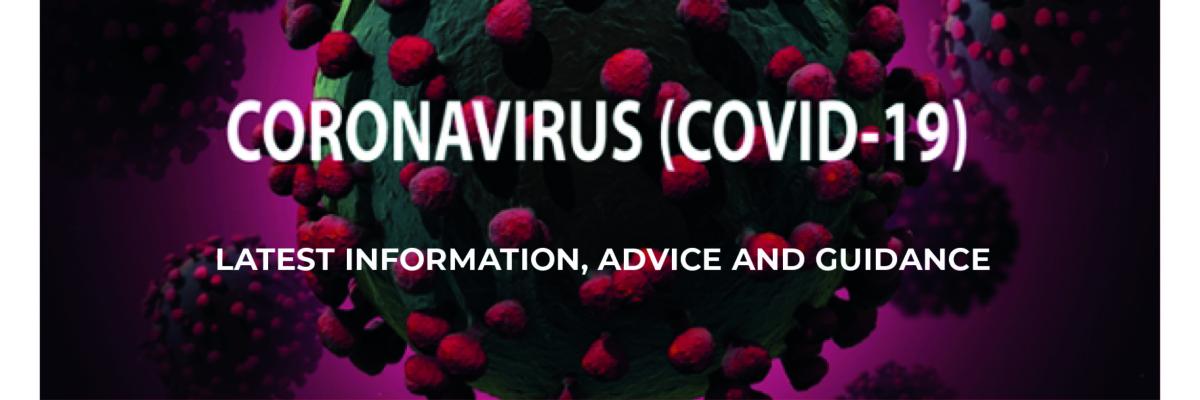 Homepage Banner COVID-19