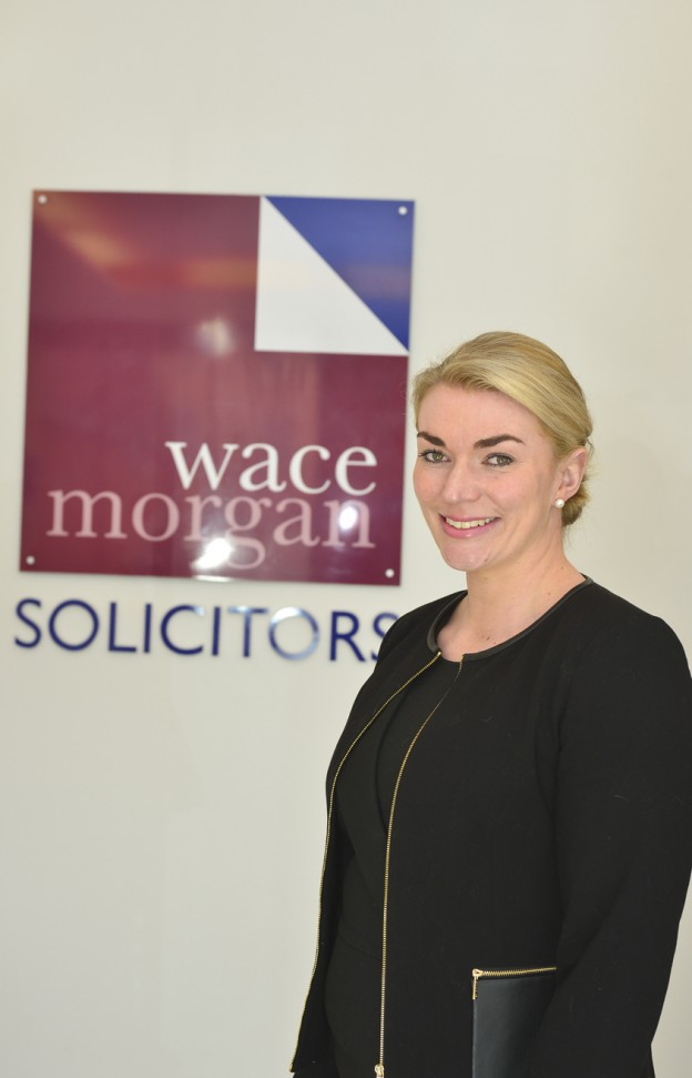 Lizzie riding high with new job