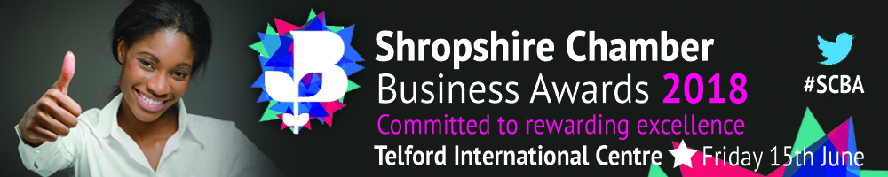 Shropshire Chamber Business Awards 2018